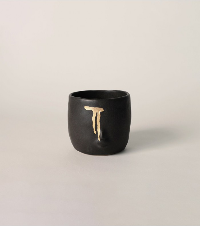 Ceramic Mug in Black